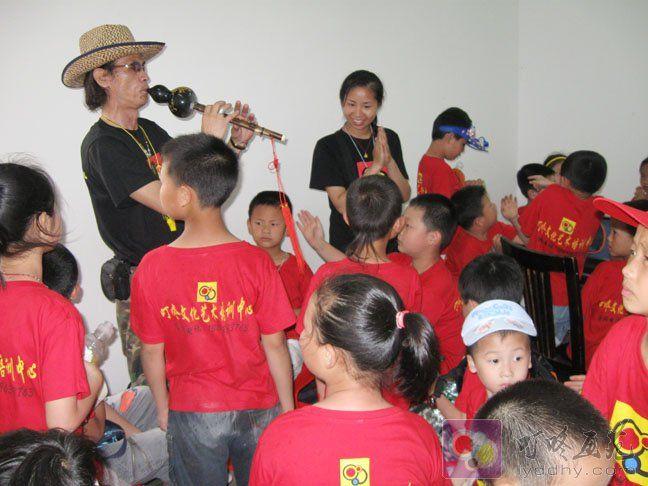 葫芦丝器乐班