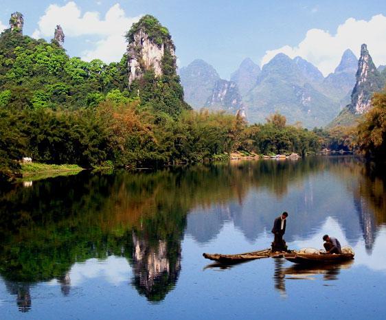 河池旅游景点