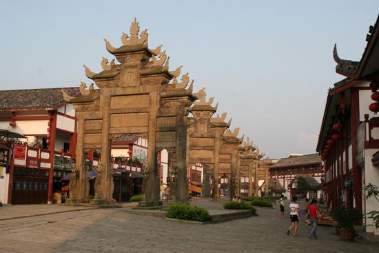 隆昌城市概况