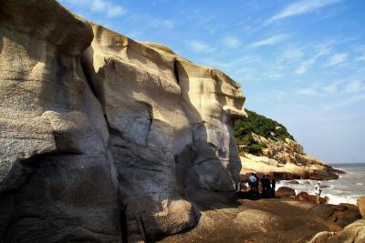 瑞安铜盘岛风景名胜区