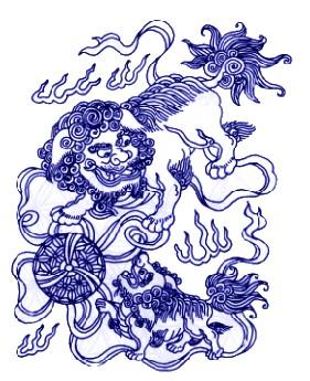 中国古代流传十大吉祥图密(转)