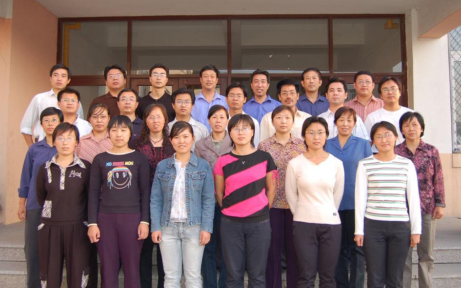 [注意]卢龙县中学数学教研组全体教师
