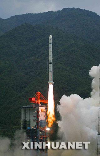 让我们见证:嫦娥一号进入预定轨道 卫星发射圆满成功