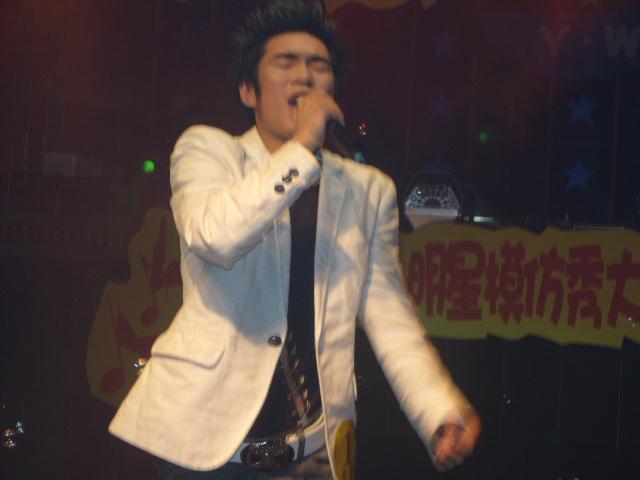 2007燕舞之星-模仿秀大奖赛复赛花絮