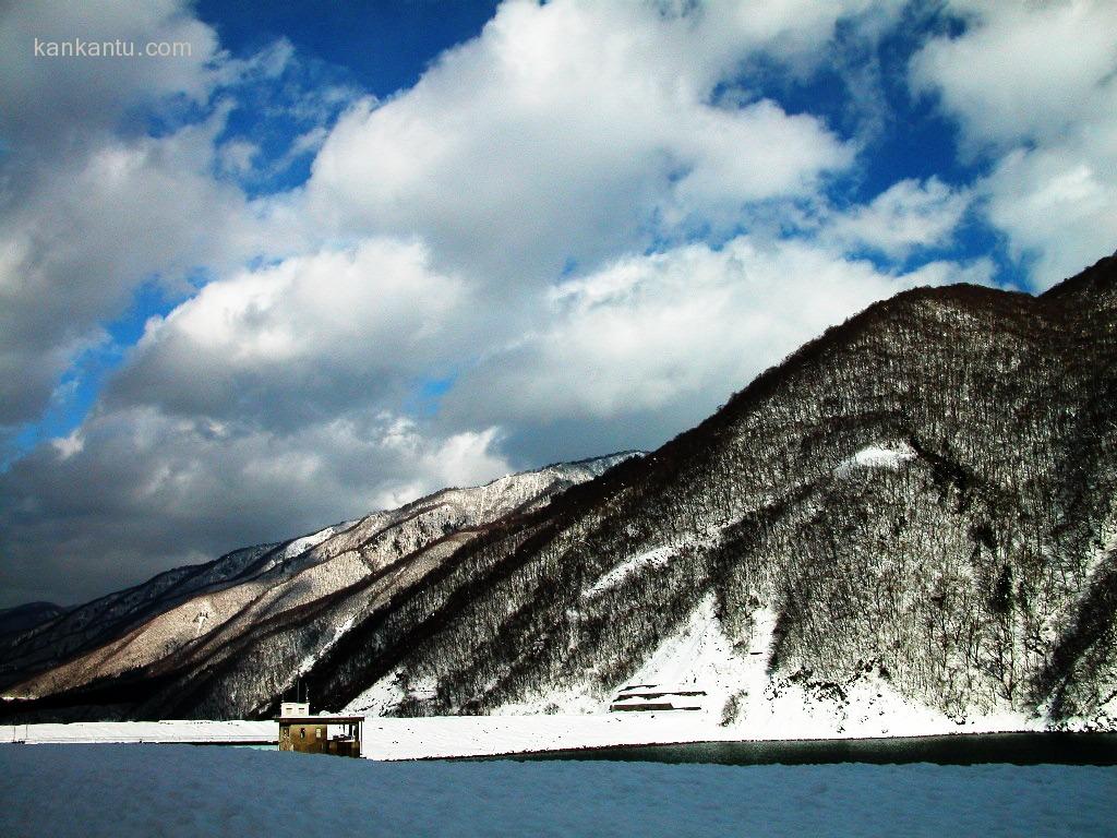 风景 雪山/浪漫雪景