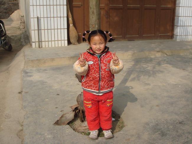 农村小女孩发型照片分享展示