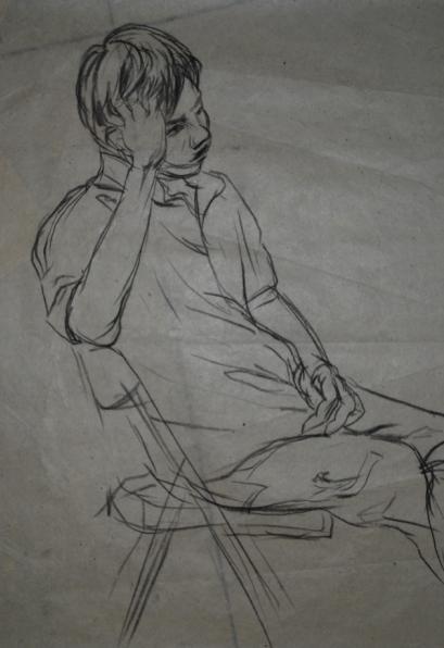 张杰可爱图片手绘
