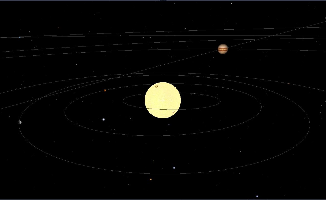 水星.金星.地球.火星.木星&nbsp