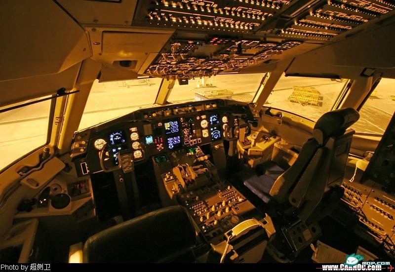 飞机驾驶舱_精彩贴图_邹城论坛