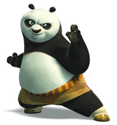 首先我其實是個電影盲,知道《功夫熊貓》還是朋友告訴我成都在抵制