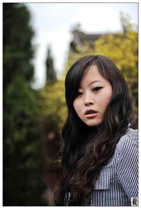 龙泉山风景区采风---环境人像篇