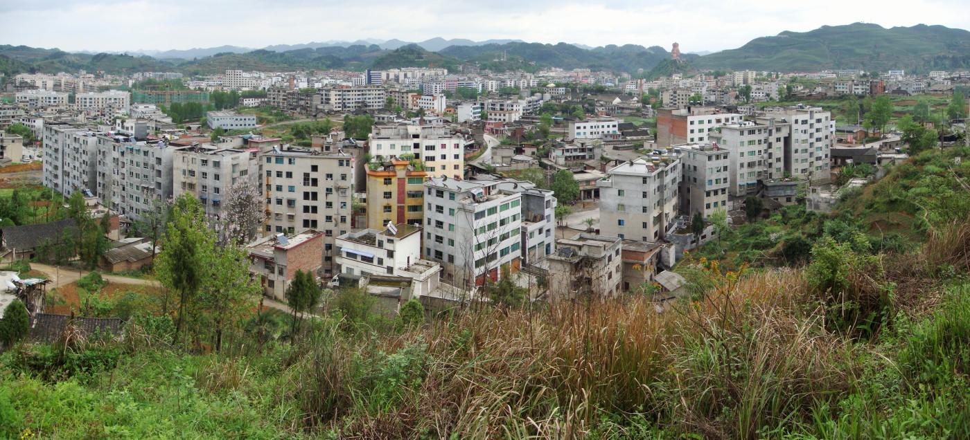 贵州湄潭最靓的风景