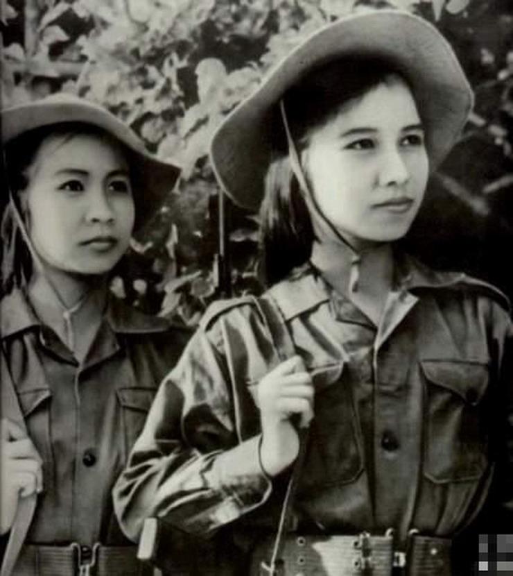 越军女特工