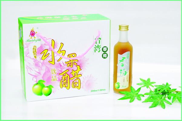 300ml 春梅 ��水果醋